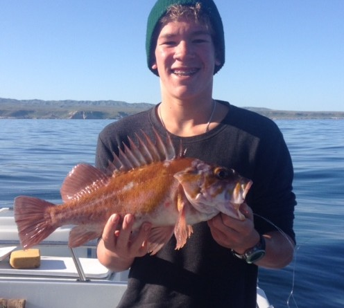 Five youth anglers awarded scholarships