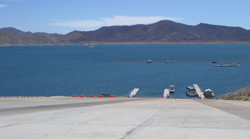 Diamond valley lake to re open boat launch fishrapnews for Diamond valley fishing report