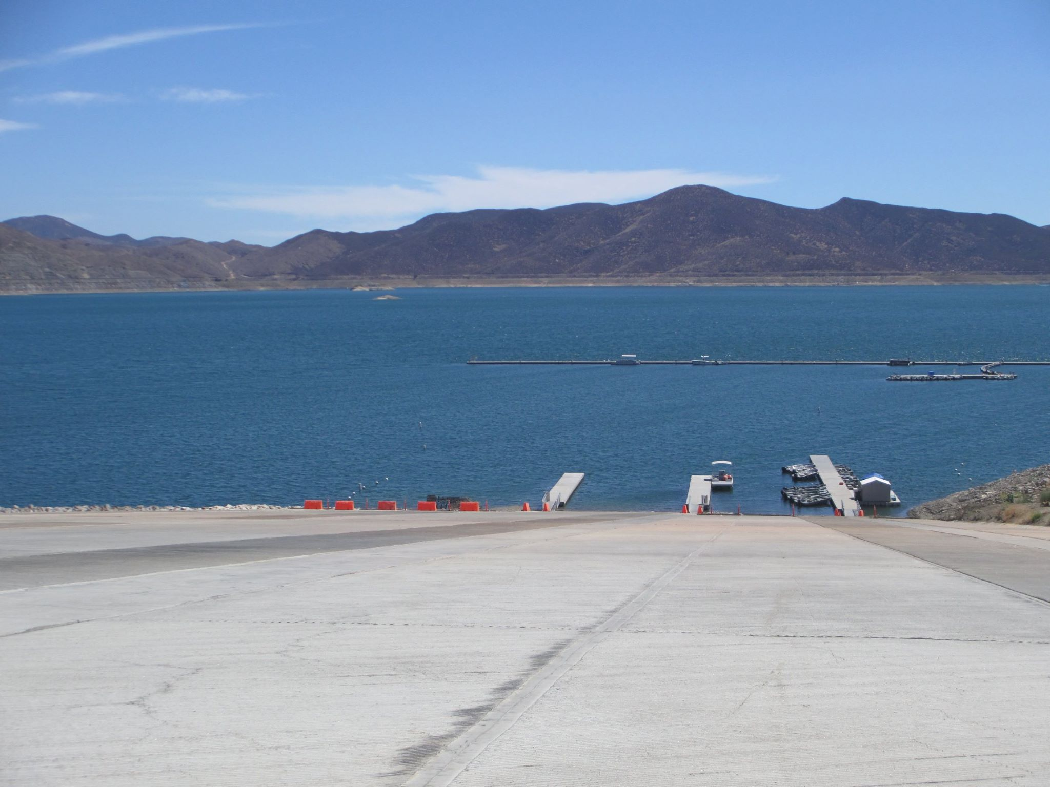 Diamond valley lake to re open boat launch fishrapnews for Diamond valley lake fishing