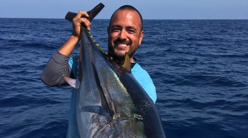 Bluefin, yellowfin and yellowtail highlight April action