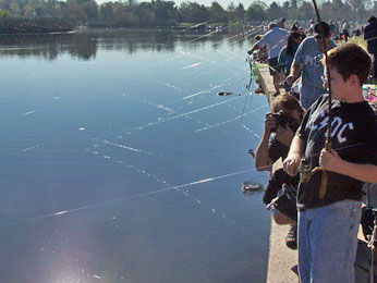 County supervisors promote fishing at local lakes