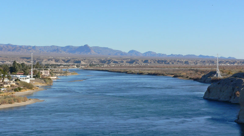 Colorado River at Bullhead City