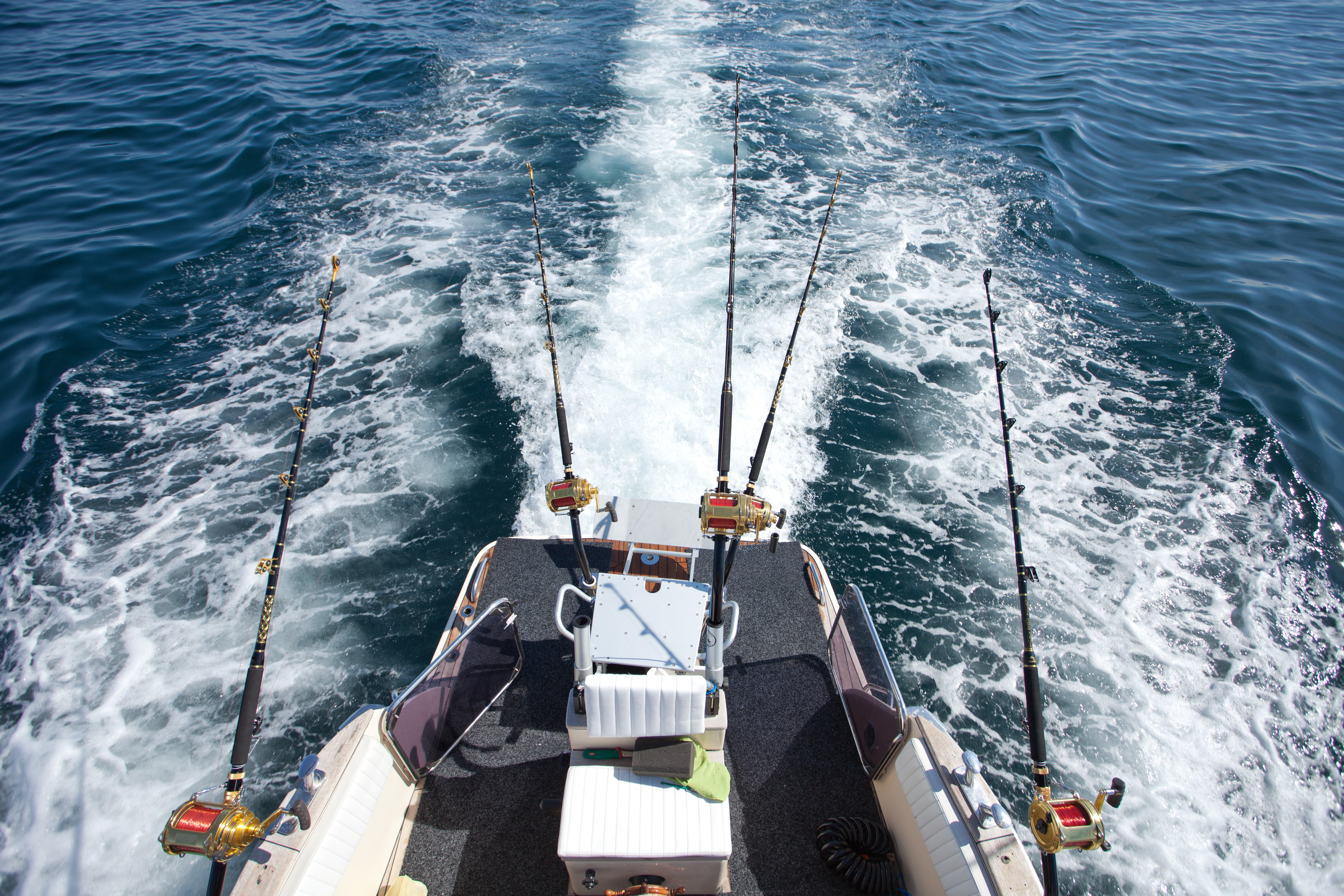 Fishing license reform bill placed on Suspense File