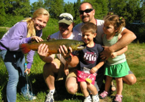 Trophy Trout - Department of Fish and Wildlife photo