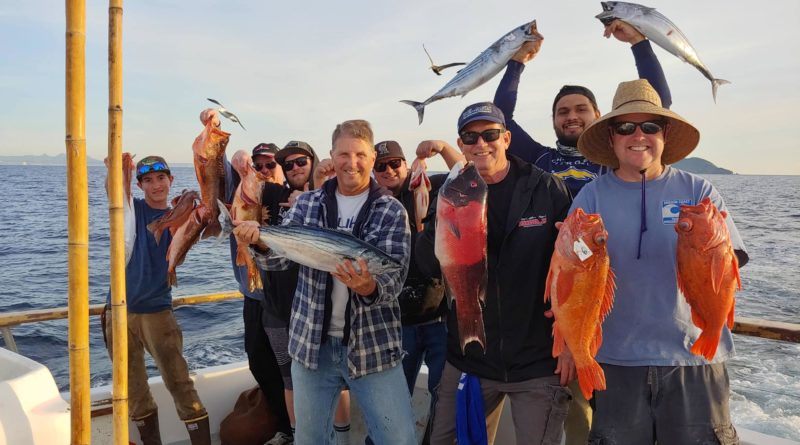 San Diego Fishing Report